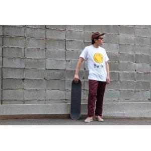 画像4: MR.BAller SMILE TEE/ミスターボーラー スマイル Tシャツ ホワイト