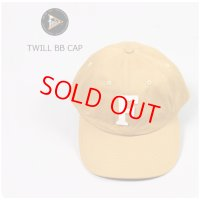 FELCO (フェルコ) TWILL BB CAP/ MUSTAED_F_NATURAL