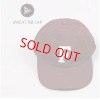 FELCO (フェルコ) SWEAT BB CAP / BURGUNDY - F NATURAL キャップ