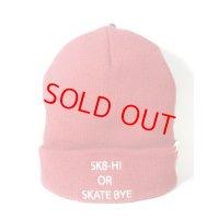 USA買付 日本未入荷 VANS  BEANIE CAP RED/ヴァンズ バンズ ビーニー ニット帽 ワッチキャップ 赤