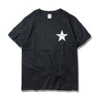 Drawing (ドローイング) ORIGINAL STAR TEE BLACK/ オリジナル スター Tシャツ ブラック
