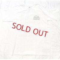USA買付 VANS CLOISTER BLACK TEE WHITE/  バンズ OLDENGLISH オールドイングリッシュ Tシャツ USAモデル ホワイト