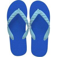 九十九サンダルBEACH SANDAL ROYAL BLUE-AQUA BLUE/ ビーチサンダル ロイヤルブルー-アクアブルー 日本製