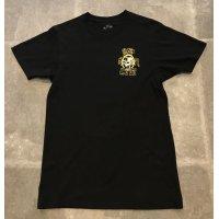 日本未入荷 RIPCITY SKATES ORIGINAL TEE  BLACK/リップシティ スケート オリジナル Tシャツ ブラック