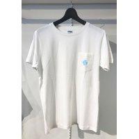 RichMan (リッチマン) ORIGINAL CLOVER POCKET TEE WHITE/ クローバー ポケットTシャツ ホワイト