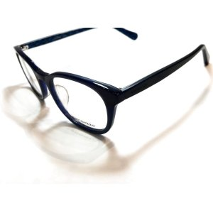 画像2: marimekko (マリメッコ) 32-0004 ウェリントン メガネ BLUE/ ブルー 眼鏡