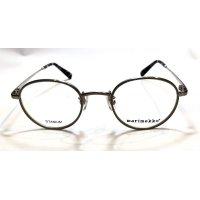 marimekko (マリメッコ) 32-0016-02 メタルラウンドメガネ SILVER/ シルバー 眼鏡