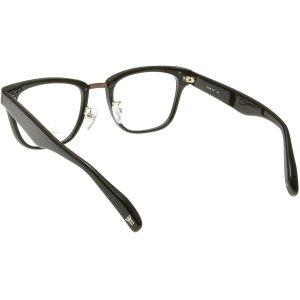 画像3:  yohji yamamoto (ヨウジヤマモト) 19-0001 ウェリントン メガネ BROWN/ ブラウン 眼鏡