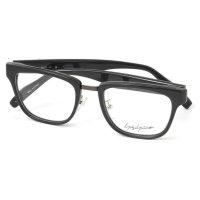 yohji yamamoto (ヨウジヤマモト) 19-0001 ウェリントン メガネ GREY/ グレー 眼鏡