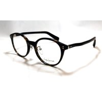 yohji yamamoto (ヨウジヤマモト) 19-0003 ボストン メガネ DEMI TORT/ べっ甲柄  眼鏡