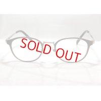 VIKTOR&ROLF (ヴィクター&ロルフ) 70-0144-4 メタルウェリントンメガネ TORTOISE × GOLD/鼈甲柄 ゴールド 眼鏡