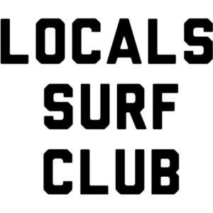 画像3:  Drawing (ドローイング) ORIGINAL LOCALS SURF CLUB TEE WHITE/ オリジナル ロゴ Tシャツ ホワイト