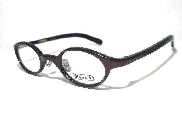 メガネ オーバル